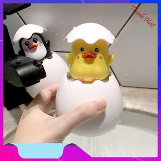 Đồ chơi chú gà chú vịt tắm vui nhộn giá rẻ [HÀNG SIÊU RẺ]