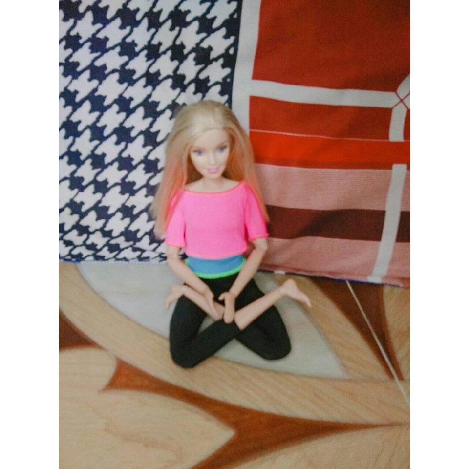 Búp bê barbie Made To Move Yoga