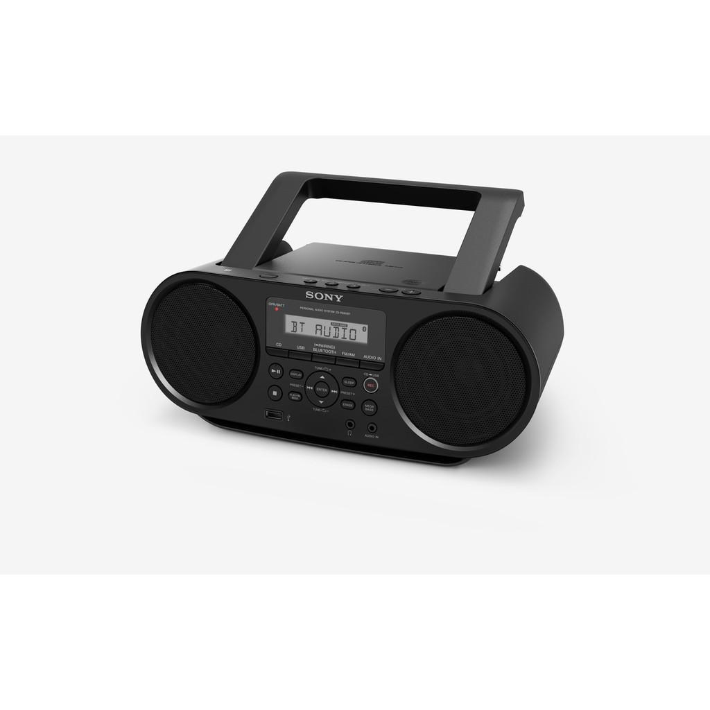 ĐÀI CD SONY ZS-RS60BT CHÍNH HÃNG (Có Bluetooth/NFC)