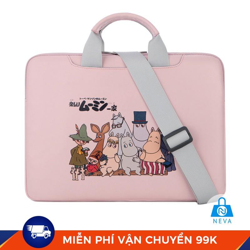 (HOT) Túi Chống Sốc Laptop Có Đai Cài Vali Cực Chất NEVA8055