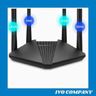 Router Phát Sóng WIFI Chuẩn AC 1200Mbps Mercury D121G thumbnail