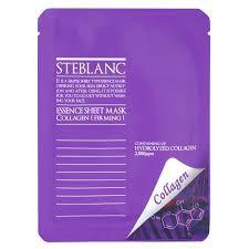 Mặt nạ chống lão hóa Steblanc Essence Sheet Mask Collagen
