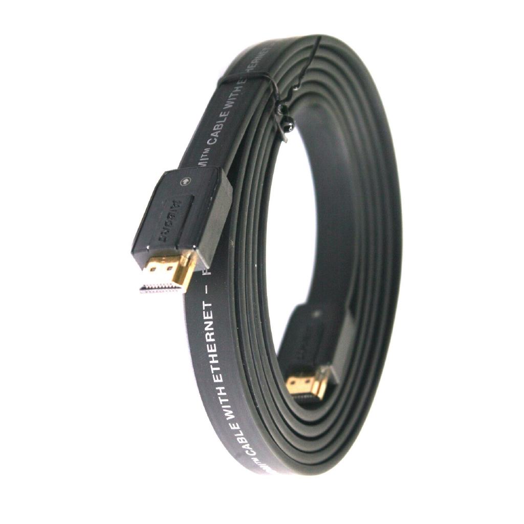 Cáp HDMI AIBORG G1200 4K 3D Full HD 2160P chuẩn 1.4 (Đen) -DC774