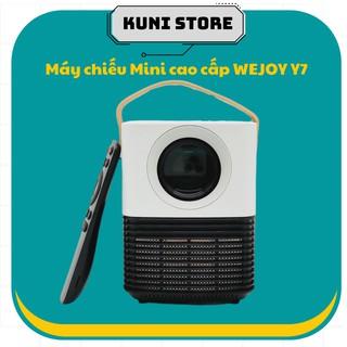 [CHÍNH HÃNG] Máy chiếu Mini cao cấp WEJOY Y7 FULL HD 1080