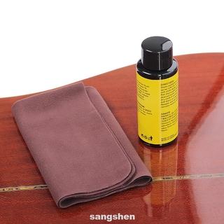 Cleaning Cloth Crack-proof Effective Guitar Fretboard Lemon Oil Set