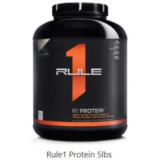 Tbps RULE 1 Protein Isolate Whey- Sữa tăng cơ, giảm mỡ – Hàng chính hãng (5lbs)