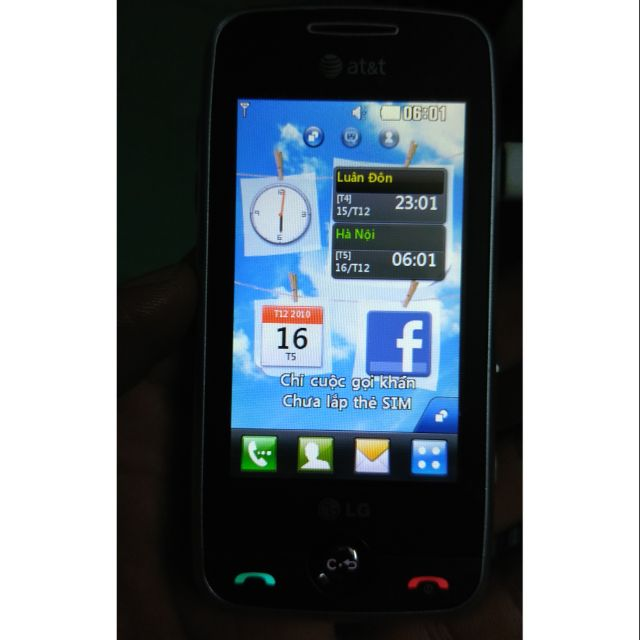 Điện thoại LG GS290 Cookei