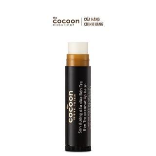 Son dưỡng dầu dừa Bến Tre Cocoon dưỡng ẩm môi 5g