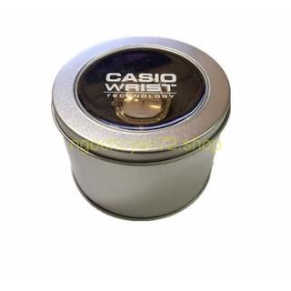 Hộp đựng đồng hồ Casio chính hãng, hộp đựng đồng hồ thiếc Casio-Bon.watches