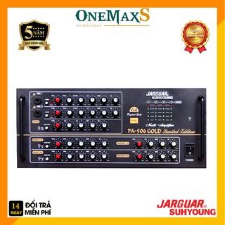 Amply Jarguar Suhyoung PA-506 Gold Limited Edition [Hàng chính hãng Bảo hành 5 năm] thumbnail