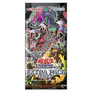 Gói bài Extra Pack 2017 – hàng Yugioh Nhật Bản chính hãng