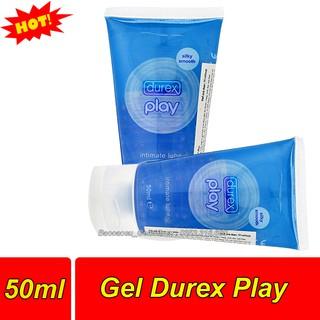 Gel Bôi Trơn Durex Play 50ml [Hàng Chính Hãng]
