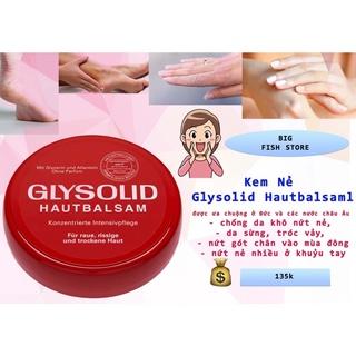 Kem nẻ Glysolid Hautbalsam chống da khô nứt nẻ, 100ml thumbnail