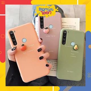 Ốp lưng Xiaomi redmi note 8/ redmi 8/ redmi 8A/ redmi note 7/ redmi note 8 pro./ redmi note 9 pro mẫu đính hoa quả nhỏ