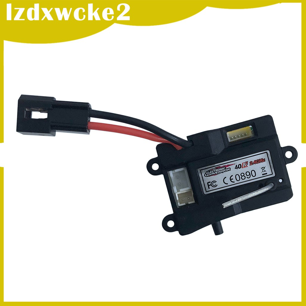 GamZine Electronic Speed Controller for RC 1/16 Car XLH9130 9136 Replacement Parts