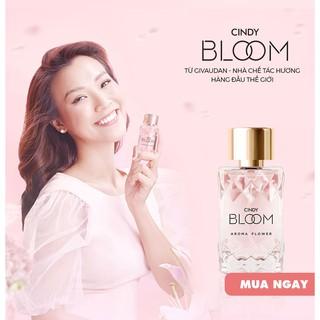 Hình ảnh Nước Hoa Cindy Bloom Aroma Flower 30ml chính hãng-1