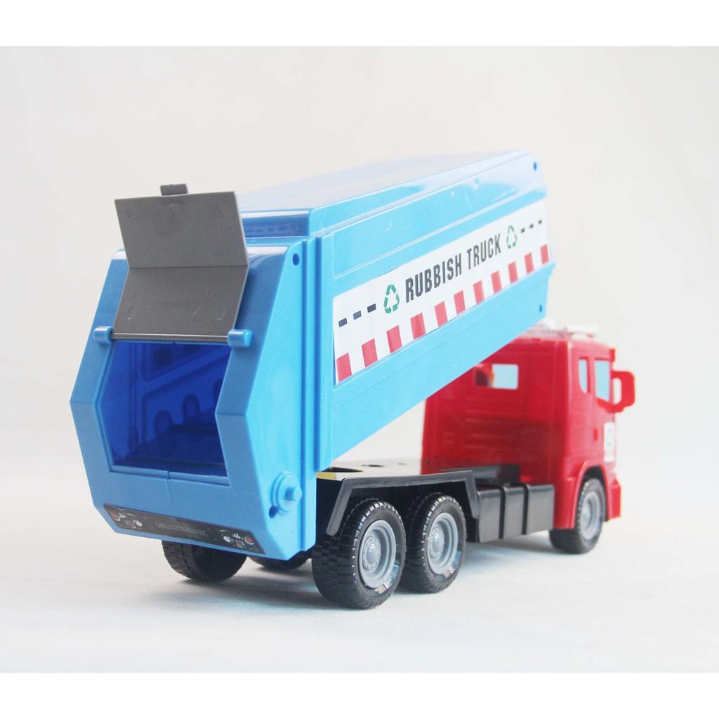 [RẺ NHẤT] Xe chạy đà chở rác