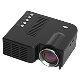 UC28C Projector Mini Portable Projector Home LED Children's Projector Supports 1080P