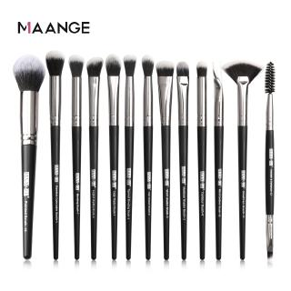 Hình ảnh MAANGE Bộ 13 Cọ Trang Điểm Sử Dụng Chuyên Nghiệp Make up Brush Set-2