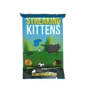 Streaking Kittens – Mèo nổ mở rộng