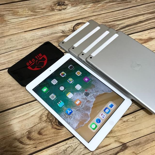 Máy tính bảng IPAD AIR 32GB WIFI 4G trắng Zin đẹp 99%