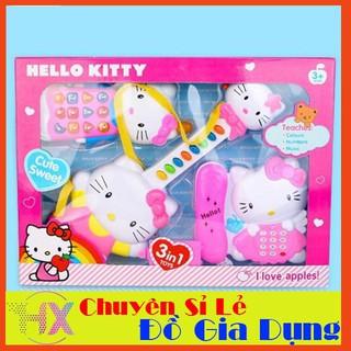 [HẤP DẪN] Bộ 3 nhạc cụ Kitty #1203 – SIÊU CHẤT LƯỢNG