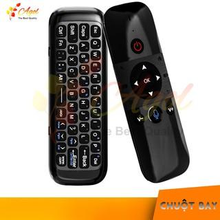 Chuột Bay có pin sạt và mic voice M8 phím tắt mở nguồn tiết kiệm pin