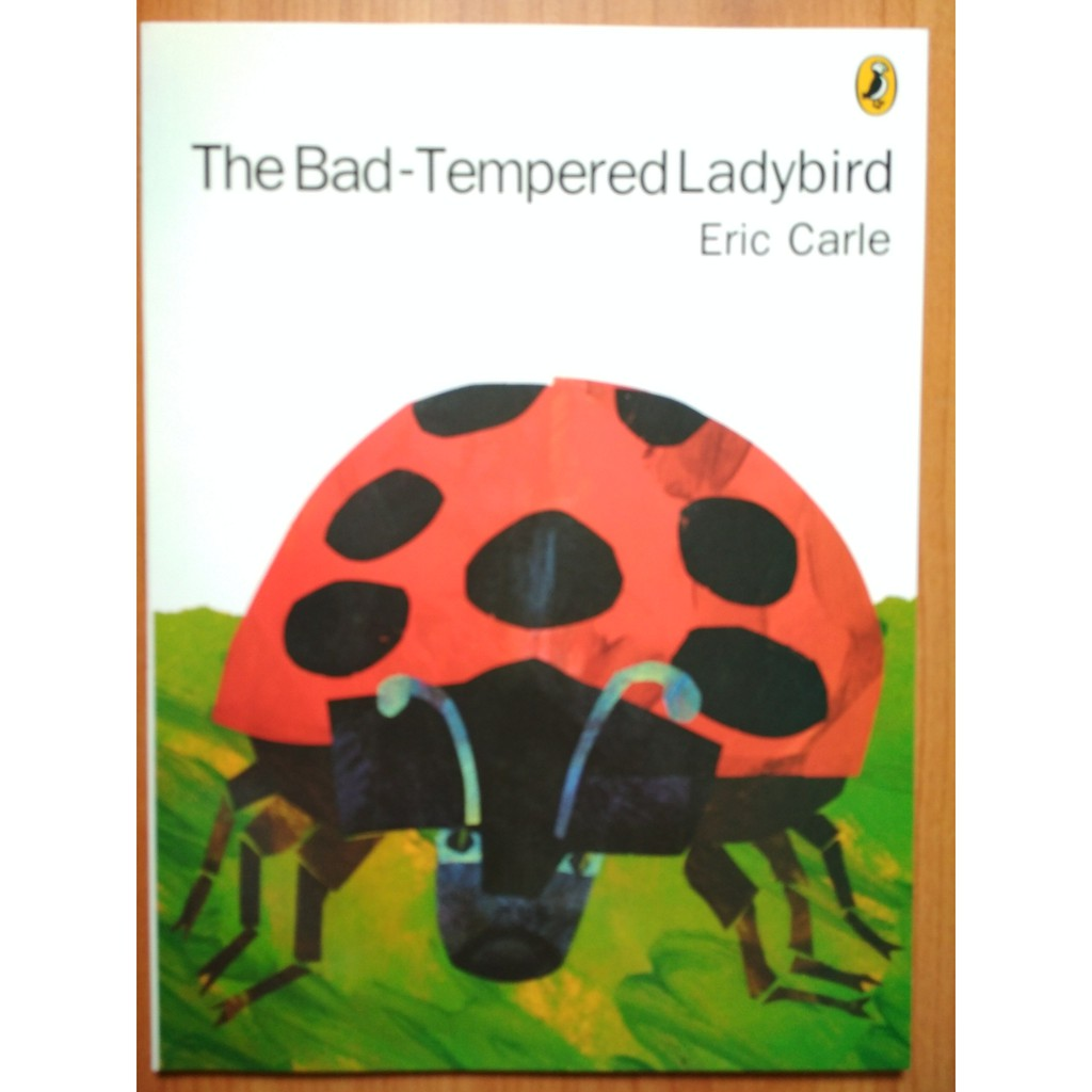 Sách Eric Carle: The Bad - Tempered Ladybird - 2784721 , 1058331538 , 322_1058331538 , 50000 , Sach-Eric-Carle-The-Bad-Tempered-Ladybird-322_1058331538 , shopee.vn , Sách Eric Carle: The Bad - Tempered Ladybird