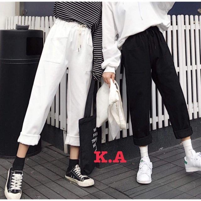 Quần kaki túi hông KA717