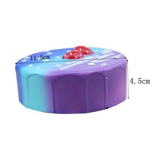 Đồ chơi xốp squishy giảm stress hình bánh kem dâu tây dễ thương cho bé mã sp SO9029
