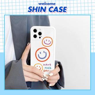 Ốp lưng iphone Haha bóng cạnh vuông 5 5s 6 6plus 6s 6splus 7 7plus 8 8plus x xr xs 11 12 pro max plus promax thumbnail