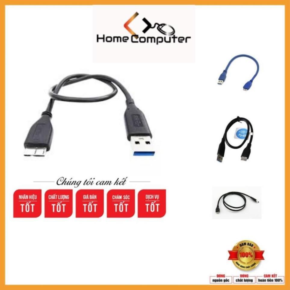 Cáp USB 3.0 cho ổ cứng di động , Box HDD.Home Computer