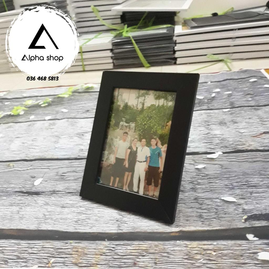 Khung ảnh A6 (10x15) ĐỂ BÀN giá rẻ