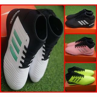 [Giá tốt] Giày Đá Bóng Nam – Giày bóng đá – Giày Đá Banh ARAFOOTBALL CỔ CAO – Khâu Đế