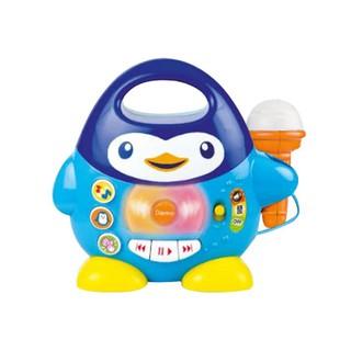 đồ chơi phát nhạc chim cánh cụt Winfun – Hồng Kông