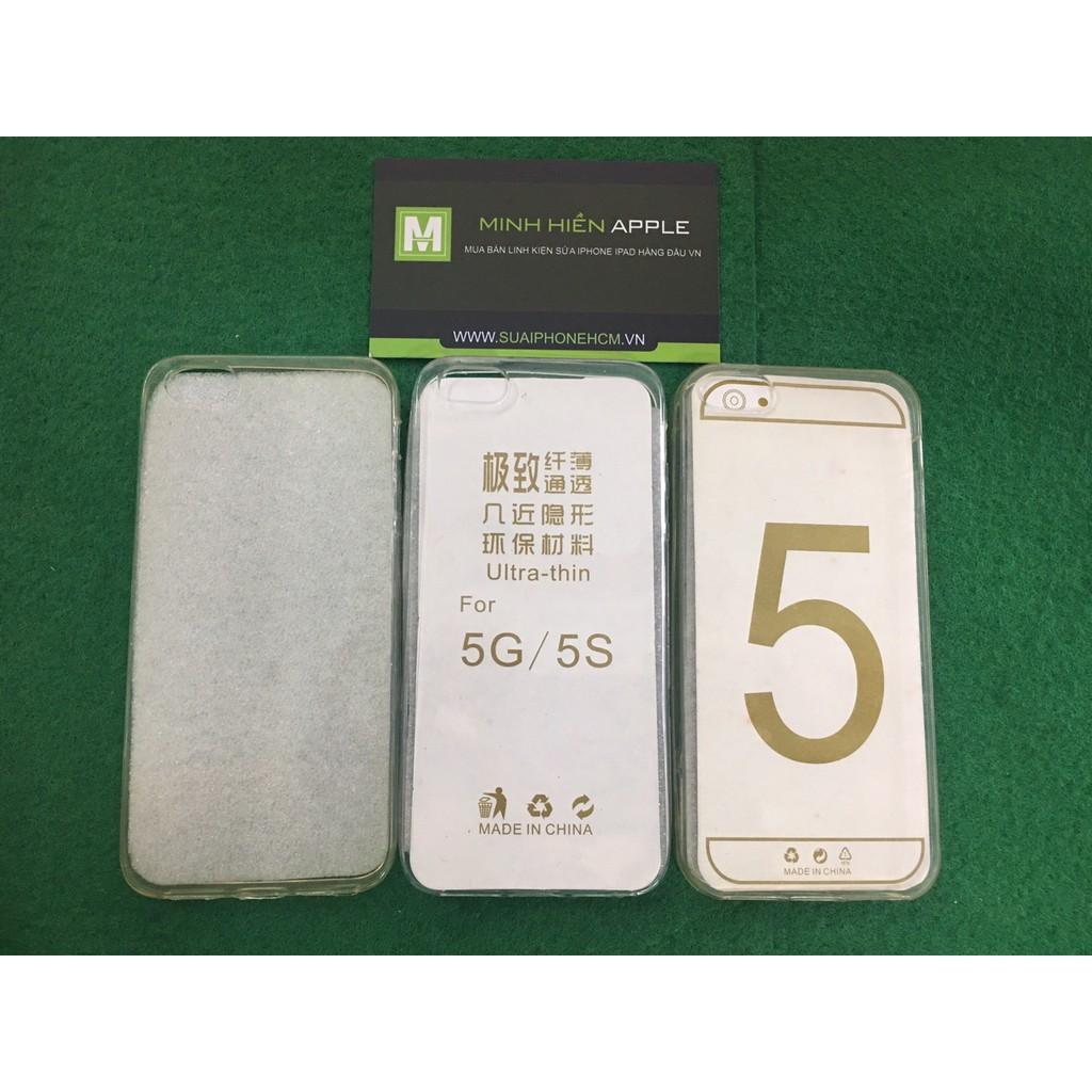 ỐP LƯNG DẺO IPHONE 4 đến Xsmax 5, 5S, 5G đến X giá sỉ