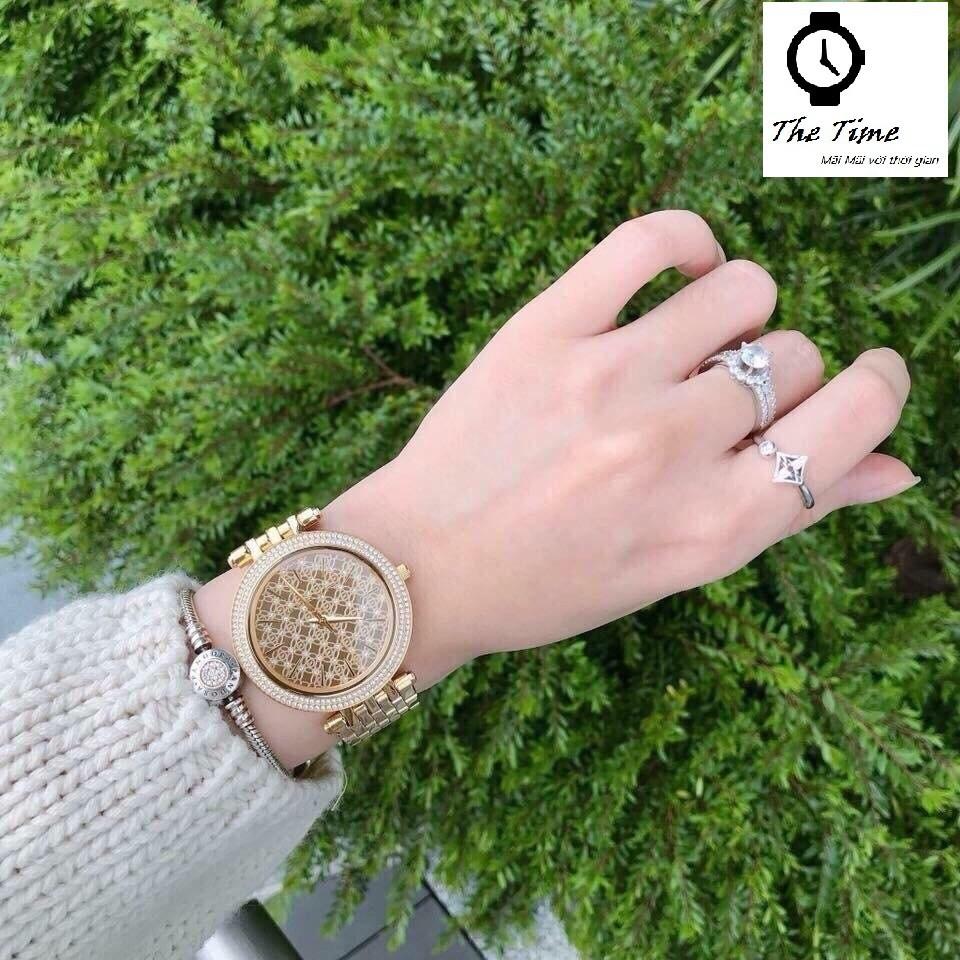 Đồng hồ MK nữ Authentic - Đồng hồ Michael Kors nữ Authentic MK3398