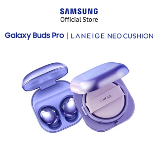 Hình ảnh [Mã ELSAMHOT giảm 5% đơn 3TR] Combo Tai Nghe Bluetooth True Wireless Samsung Galaxy Buds Pro và LANEIGE NEO Cushion-0