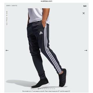 [Auth]Quần Dài Thể Thao Nam Adidas Tiro19 Pant DZ6168 Chính Hãng-Săn Sale thumbnail