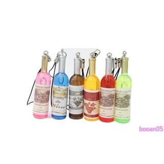 set 10 chai rượu mini trang trí