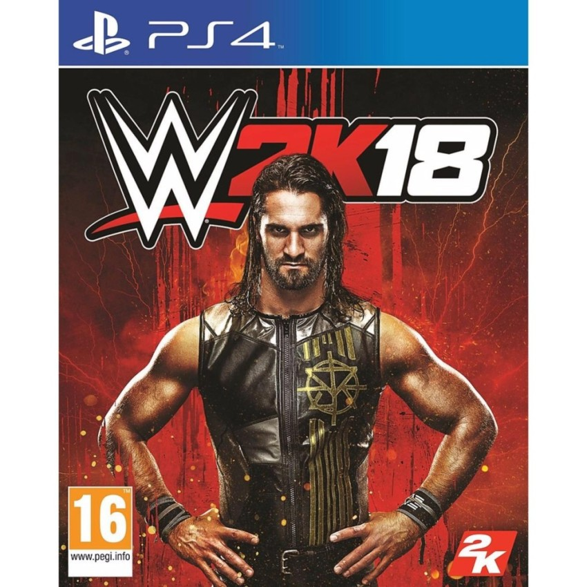 Đĩa game Ps4 :WWE 2K18 - 3514031 , 750013193 , 322_750013193 , 1099000 , Dia-game-Ps4-WWE-2K18-322_750013193 , shopee.vn , Đĩa game Ps4 :WWE 2K18