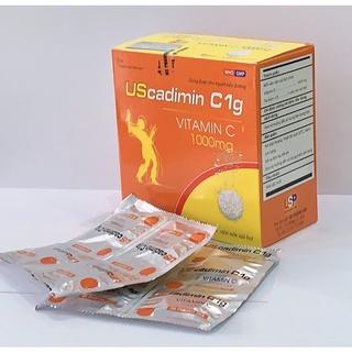 Viên sủi vitamin C 1000mg ( hộp 40 viên)