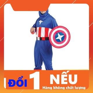 {Giảm 10%} Quần Áo Captain Liền Người Cho Người Lớn