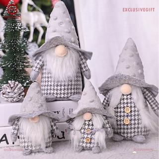 Búp Bê Treo Trang Trí Giáng Sinh Hình Ông Già Noel