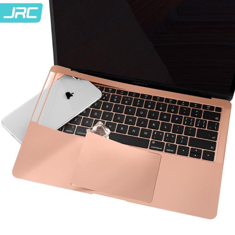 """Miếng dán kê tay + Tracpad Macbook Air 13""""(2018-2020) chính hãng JRC ( 3 màu )"""