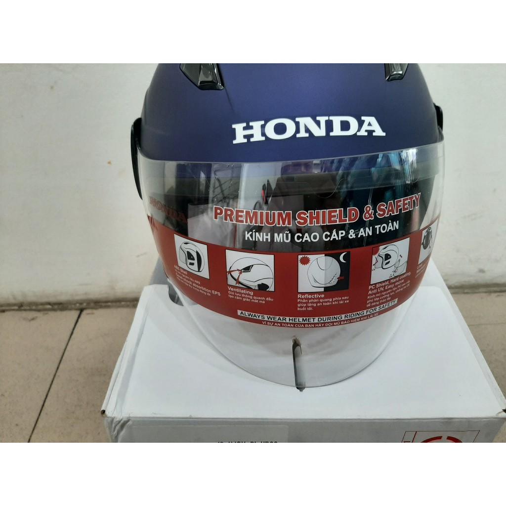 Kính Mũ Bảo Hiểm Ốp kính mũ bảo hiểm chính hiệu honda