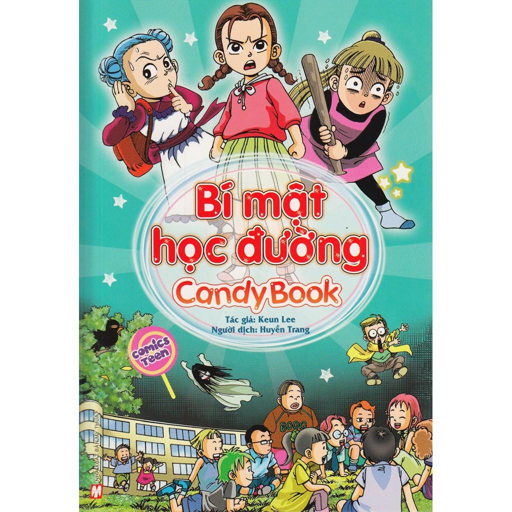 [ Sách ] Candy Book - Bí Mật Học Đường - 2948691 , 1047331807 , 322_1047331807 , 52000 , -Sach-Candy-Book-Bi-Mat-Hoc-Duong-322_1047331807 , shopee.vn , [ Sách ] Candy Book - Bí Mật Học Đường