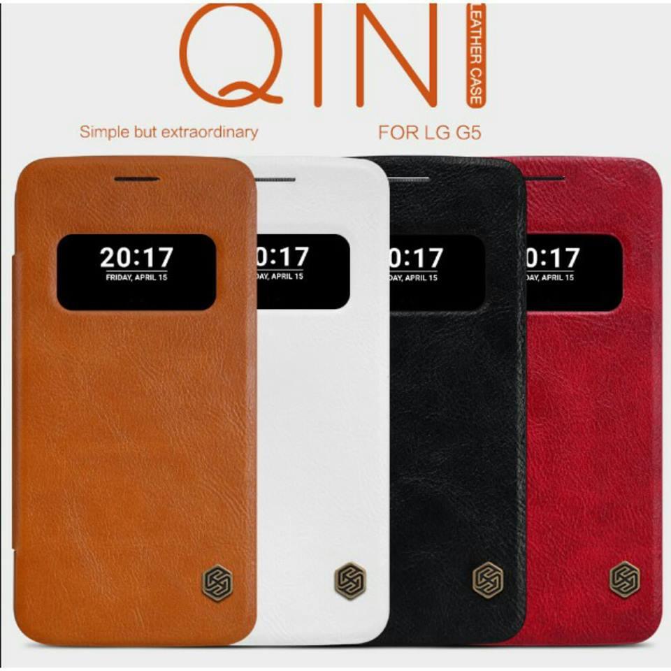 bao da nillkin QIN lg g5 màu đỏ - 3207377 , 421823044 , 322_421823044 , 145000 , bao-da-nillkin-QIN-lg-g5-mau-do-322_421823044 , shopee.vn , bao da nillkin QIN lg g5 màu đỏ