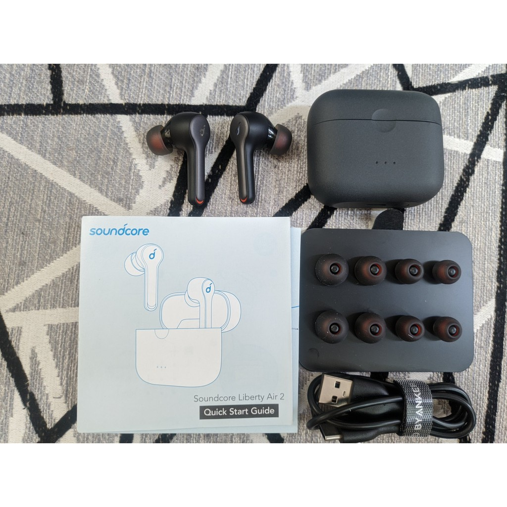Tai nghe không dây Bluetooth Anker Soundcore Liberty Air 2 A3910 Bluetooth 5.0 aptX