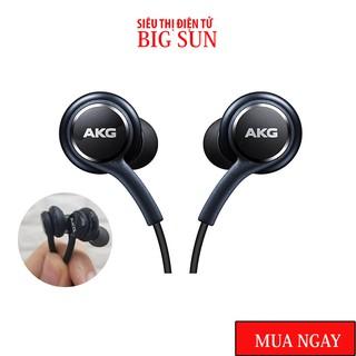 Tai nghe nhe nhét tai AKG cho GalaxyS10 - S10plus jack 3.5 ✨CHÍNH HÃNG tai nghe điện thoại samsung, tặng 4 nút tai phụ